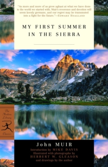 My First Summer in the Sierra, EPUB eBook