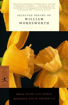 Selected Poetry of William Wordsworth, EPUB eBook