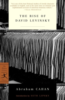 The Rise of David Levinsky, EPUB eBook