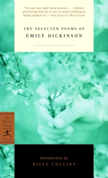 Selected Poems of Emily Dickinson, EPUB eBook