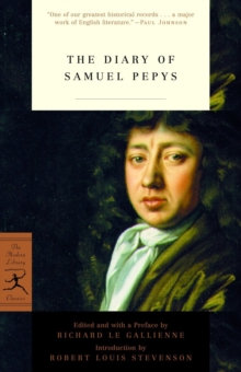 The Diary of Samuel Pepys, EPUB eBook