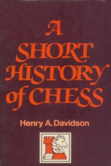 A Short History of Chess, EPUB eBook