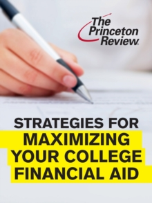 Strategies for Maximizing Your College Financial Aid, EPUB eBook