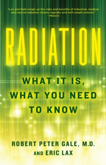 Radiation, Paperback Book