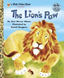 The Lion's Paw, Hardback Book