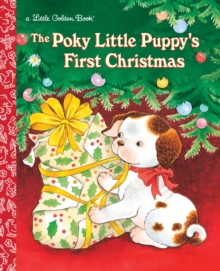 Poky Little Puppy's First Christmas, Hardback Book