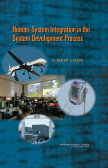 Human-System Integration in the System Development Process : A New Look, PDF eBook