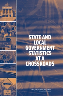 State and Local Government Statistics at a Crossroads, PDF eBook