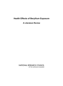Health Effects of Beryllium Exposure : A Literature Review, PDF eBook