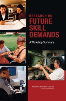 Research on Future Skill Demands : A Workshop Summary, PDF eBook