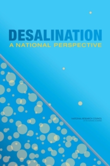 Desalination : A National Perspective, PDF eBook