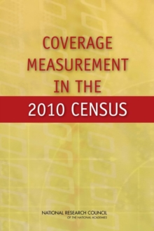 Coverage Measurement in the 2010 Census, PDF eBook