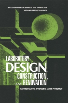 Laboratory Design, Construction, and Renovation : Participants, Process, and Product, EPUB eBook