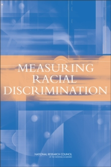 Measuring Racial Discrimination, EPUB eBook