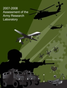 2007-2008 Assessment of the Army Research Laboratory, PDF eBook