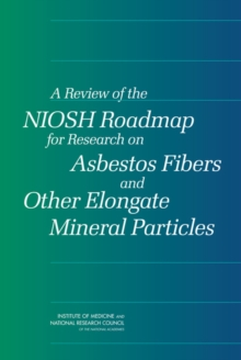 A Review of the NIOSH Roadmap for Research on Asbestos Fibers and Other Elongate Mineral Particles, EPUB eBook