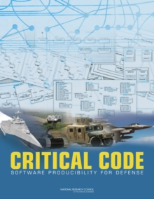 Critical Code : Software Producibility for Defense, PDF eBook