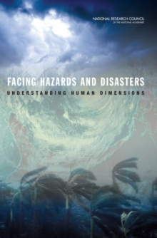 Facing Hazards and Disasters : Understanding Human Dimensions, EPUB eBook