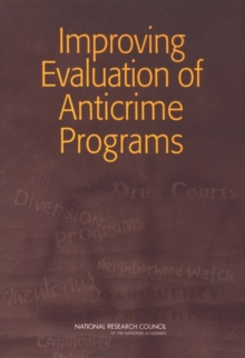 Improving Evaluation of Anticrime Programs, EPUB eBook