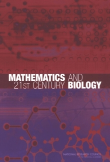Mathematics and 21st Century Biology, EPUB eBook