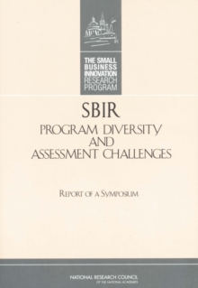 SBIR Program Diversity and Assessment Challenges : Report of a Symposium, EPUB eBook