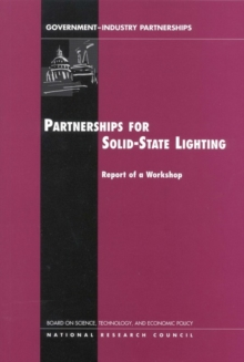 Partnership for Solid-State Lighting : Report of a Workshop, EPUB eBook