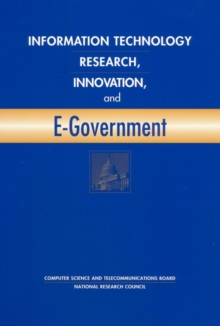 Information Technology Research, Innovation, and E-Government, EPUB eBook