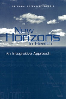 New Horizons in Health : An Integrative Approach, EPUB eBook
