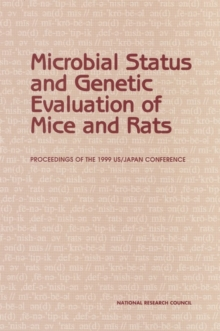 Microbial Status and Genetic Evaluation of Mice and Rats : Proceedings of the 1999 US/Japan Conference, EPUB eBook
