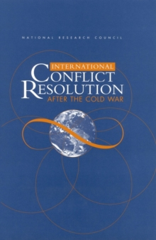 International Conflict Resolution After the Cold War, EPUB eBook