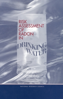 Risk Assessment of Radon in Drinking Water, EPUB eBook