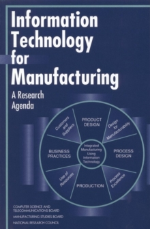 Information Technology for Manufacturing : A Research Agenda, EPUB eBook