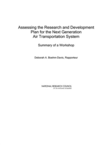 Assessing the Research and Development Plan for the Next Generation Air Transportation System : Summary of a Workshop, EPUB eBook