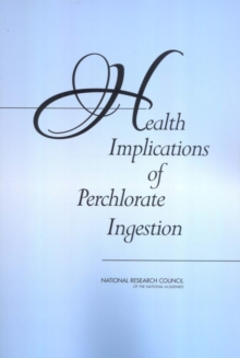 Health Implications of Perchlorate Ingestion, EPUB eBook
