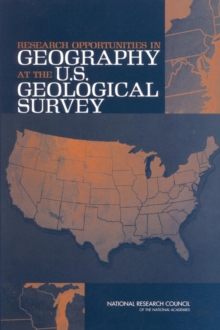 Research Opportunities in Geography at the U.S. Geological Survey, EPUB eBook