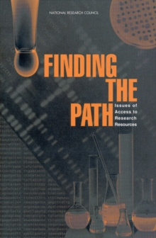 Finding the Path : Issues of Access to Research Resources, EPUB eBook