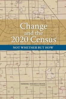 Change and the 2020 Census : Not Whether But How, PDF eBook