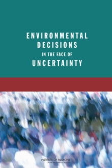 Environmental Decisions in the Face of Uncertainty, EPUB eBook