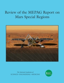 Review of the MEPAG Report on Mars Special Regions, EPUB eBook