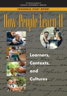 How People Learn II : Learners, Contexts, and Cultures, EPUB eBook