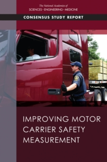 Improving Motor Carrier Safety Measurement, PDF eBook