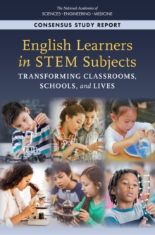English Learners in STEM Subjects : Transforming Classrooms, Schools, and Lives, EPUB eBook