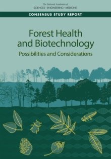 Forest Health and Biotechnology : Possibilities and Considerations, PDF eBook