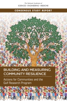 Building and Measuring Community Resilience : Actions for Communities and the Gulf Research Program, PDF eBook