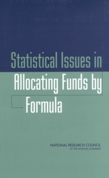 Statistical Issues in Allocating Funds by Formula, PDF eBook
