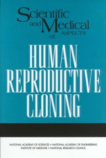 Scientific and Medical Aspects of Human Reproductive Cloning, PDF eBook