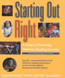Starting Out Right : A Guide to Promoting Children's Reading Success, PDF eBook