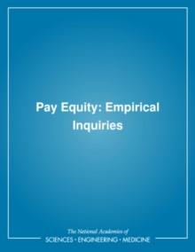 Pay Equity : Empirical Inquiries, PDF eBook