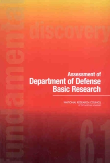 Assessment of Department of Defense Basic Research, PDF eBook