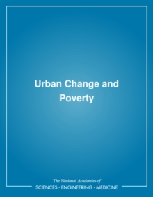 Urban Change and Poverty, PDF eBook